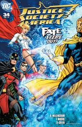 Justice Society of America (2006-) #34