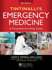 Tintinalli's Emergency Medicine: A Comprehensive Study Guide, 8th edition: Edition 8