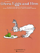 Dr Seuss S Green Eggs And Ham Book PDF