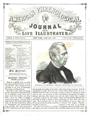 The Phrenological Journal and Life Illustrated PDF