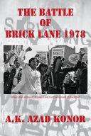 The Battle of Brick Lane 1978 PDF