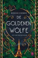 Die goldenen W  lfe  Bd  1  PDF