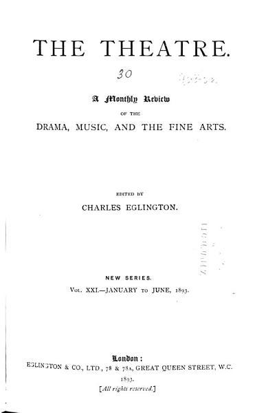 Download The Theatre Book