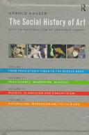 The Social History of Art PDF