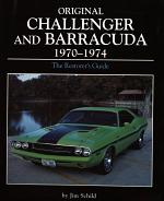 Original Challenger and Barracuda 1970-1974