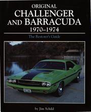 Original Challenger and Barracuda 1970 1974 PDF