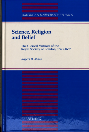 Science, Religion, and Belief