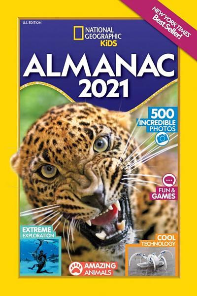 Download National Geographic Kids Almanac 2021  U S  Edition Book