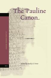 The Pauline Canon