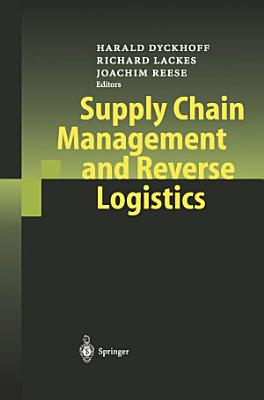Supply Chain Management and Reverse Logistics PDF