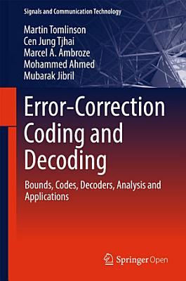 Error-Correction Coding and Decoding