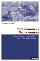 Extraordinary Ordinariness PDF