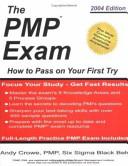 The PMP Exam PDF