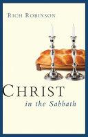 Christ in the Sabbath