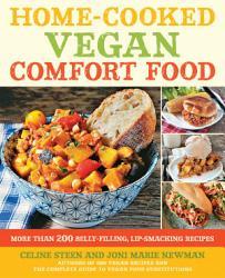Home Cooked Vegan Comfort Food Book PDF