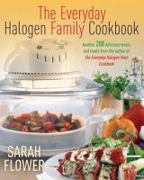 Everyday Halogen Family Cookbook PDF