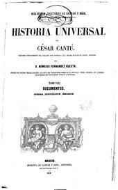 Historia universal: Volumen 9