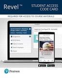 Government in America Revel Access Card