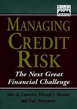 Managing Credit Risk PDF