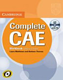 Complete CAE   Workbook with Audio CD
