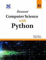 Computer Science with Python PDF