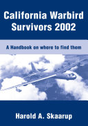 California Warbird Survivors 2002