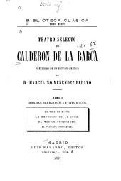 Teatro selecto: Volumen 1