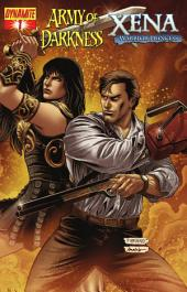Army of Darkness / Xena: Warrior Princess - Why Not? #1