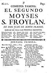 El segundo Moyses S. Froylàn
