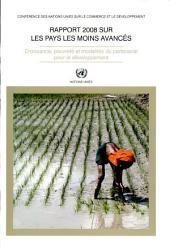 Rapport 2008 Sur Les Pays Les Moins Avances: Croissance Pauvrete Et Modalites Du Partenariat Pour Le Developpement