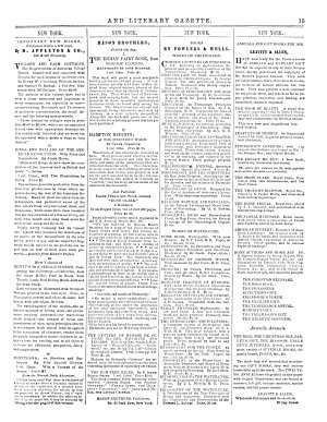 American Publishers  Circular and Literary Gazette PDF