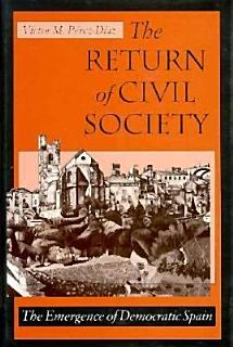 The Return of Civil Society Book