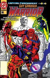 Guy Gardner: Warrior (1992-) #28