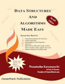 Data Structures and Algorithms Made Easy PDF