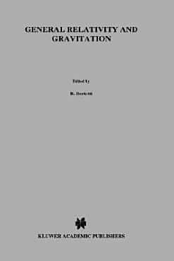 General Relativity and Gravitation PDF