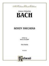 Seven Toccatas: Piano Collection