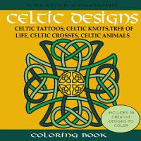 Celtic Designs Coloring Book PDF