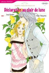Déclaration au clair de lune: Harlequin Comics