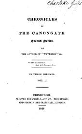 Chronicles of the Canongate: Volume 2