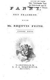 Dicht- en prozaïsche werken van Mr. Rhijnvis Feith ...
