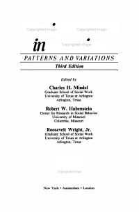 Ethnic Families in America PDF