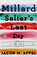 Millard Salter s Last Day PDF