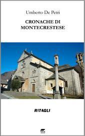 Cronache di Montecrestese