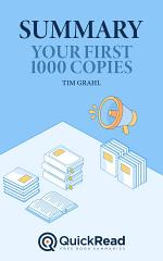 Your First 1000 Copies by Tim Grahl (Summary)