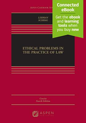 Ethical Problems in the Practice of Law PDF