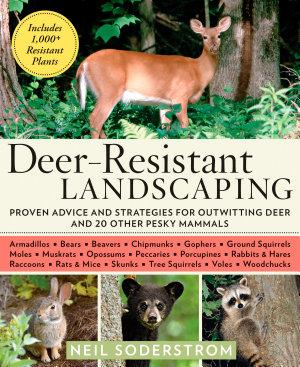 Deer Resistant Landscaping PDF