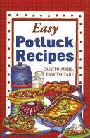 Easy Potluck Recipes