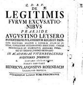 De legitimis furum excusationibus
