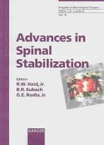 Advances in Spinal Stabilization