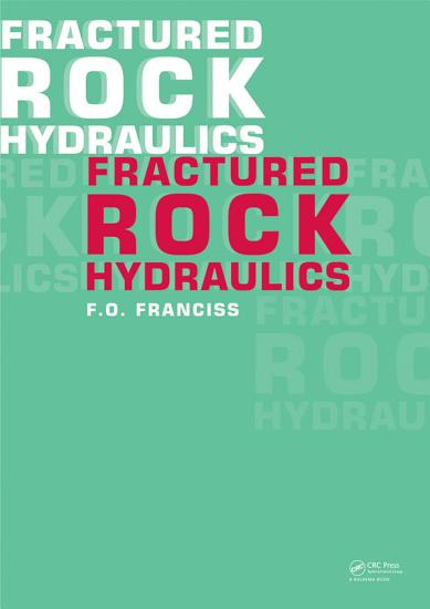 Fractured Rock Hydraulics PDF